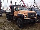 2001 GMC C7500 Flatbed Truck
