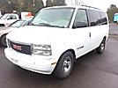 2001 GMC Safari AWD Mini Cargo Van
