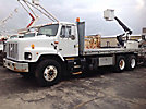 2001 International 2674 T/A Flatbed Truck