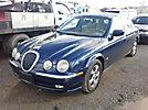 2001 Jaguar S-Type 3.0 4-Door Sedan