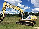 2001 Kobelco SK160LC Hydraulic Excavator