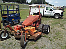 2001 Kut Kwick SSM38-72D Riding Slope Mower, s/n 52565, diesel, hydrostatic, with 72 mower deck