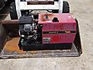 2001 Lincoln Ranger 8 225-Amp Welder, s/n U1000006508113, gas, skid mtd