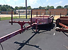 2001 Moran T/A Extendable Pole/Material Trailer