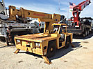 2001 National 500D, Series 538D, 16-Ton Hydraulic Crane, s/n 33515, with 48' sheave height, 3 section hyd boom, heel winch & dual controls (Unmounted, Buyer Must Load)