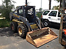 2001 New Holland LS180 Skid Steer Loader