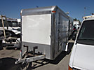 2001 Pace American C0610SA Enclosed Utility Trailer
