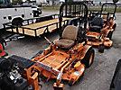 2001 Scag Turf Tiger 61 Zero-Turn Riding Lawn Mower, s/n C0300032, gas