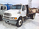 2001 Sterling Acterra Flatbed Truck