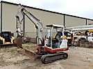 2001 Takeuchi TB135 Mini Hydraulic Excavator