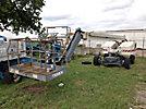 2001 Terex TB50 Telescopic Manlift