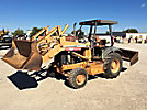 2002 Case 570MXT 4x4 Utility Tractor Loader