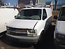 2002 Chevrolet Astro Mini Cargo Van