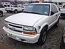 2002 Chevrolet Blazer LS 4x4 2-Door Sport Utility Vehicle