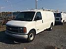 2002 Chevrolet G2500 Cargo Van