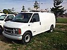 2002 Chevrolet G3500 Cargo Van