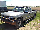 2002 Chevrolet K1500 4x4 Extended-Cab Pickup Truck