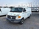 2002 Dodge B3500 Cargo Van,
