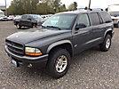 2002 Dodge Durango 4x4 Sport Utility Vehicle