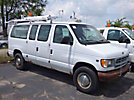 2002 Ford E350 Cargo Van