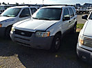 2002 Ford Escape 4-Door Sport Utility Vehicle