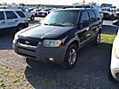 2002 Ford Escape 4x4 4-Door Sport Utility Vehicle