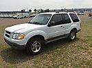 2002 Ford Explorer 4x2 4-Door Sport Utility Vehicle