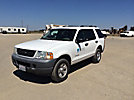 2002 Ford Explorer 4x4 4-Door Sport Utility Vehicle