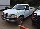 2002 Ford F150 4x4 Pickup Truck