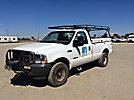 2002 Ford F250 4x4 Pickup Truck