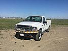 2002 Ford F250 4x4 Service Truck