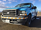2002 Ford F250 Service Truck