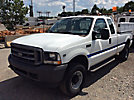 2002 Ford F350 4x4 Extended-Cab Pickup Truck
