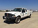 2002 Ford F350 4x4 Extended-Cab Service Truck