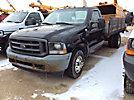 2002 Ford F350 Stake Truck