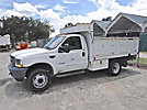 2002 Ford F450 4x4 Stake Truck