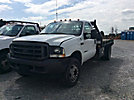 2002 Ford F550 Flatbed Truck