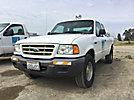 2002 Ford Ranger 4x4 Extended-Cab Pickup Truck