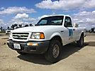 2002 Ford Ranger 4x4 Pickup Truck