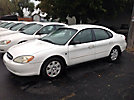 2002 Ford Taurus LX 4-Door Sedan