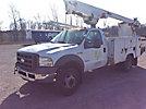 2002 Freightliner FL80 Flatbed Truck