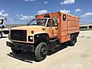 2002 GMC C6500 Chipper Dump Truck