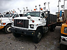2002 GMC C7500 Flatbed Truck