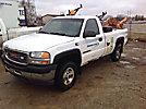 2002 GMC K2500HD 4x4 Pickup Truck