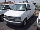 2002 GMC Safari Mini Cargo Van