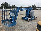 2002 Genie Z34/22N, 34' 4x4 Articulating & Telescopic Self-Propelled Manlift, s/n Z34N3967,(Reads 593 Hours)