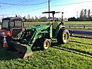 2002 John Deere 4710 Rubber Tired Utility Tractor