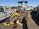 2002 Kobelco SK13SR Mini Hydraulic Excavator