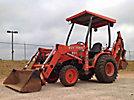 2002 Kubota B21 4x4 Mini Tractor Loader Backhoe