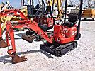 2002 Kubota K-008 Mini Hydraulic Excavator